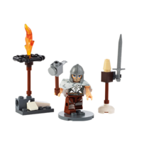 KRE-O Dungeons & Dragons KREON Warriors Wulfgar KREON Set