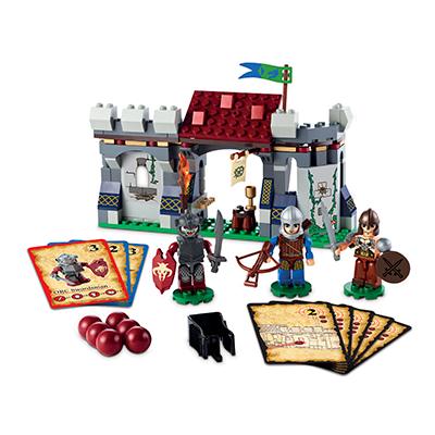 KRE-O Dungeons & Dragons Battle Outpost Set