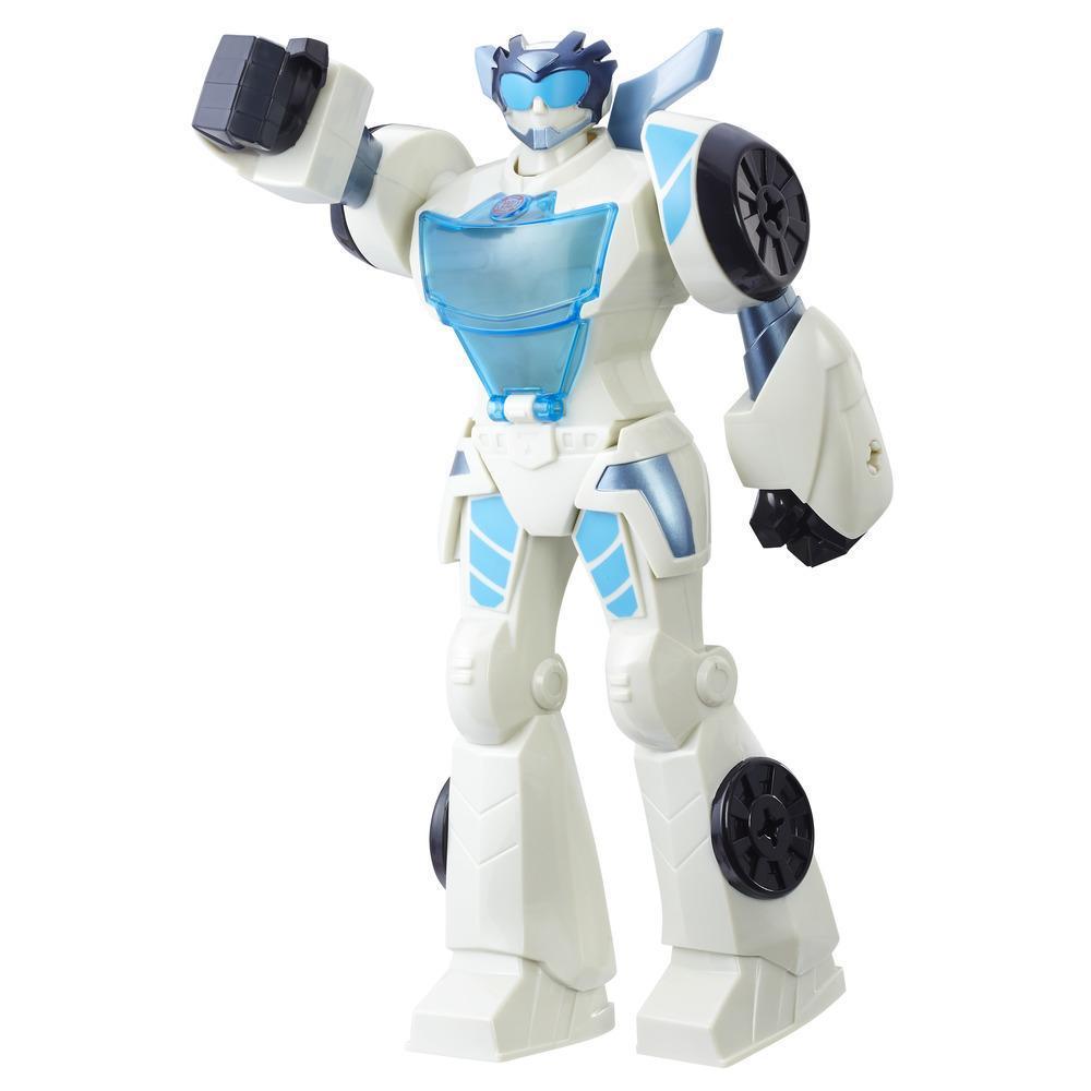 Playskool Heroes Transformers Rescue Bots Quickshadow