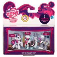 MY LITTLE PONY FAMOUS FRIENDS SET