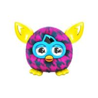 Furby Furbling Creature (Pink and Blue Houndstooth)