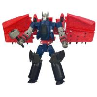 MARVEL THE AVENGERS TRANSFORMERS MECH MACHINES Concept Series THOR to Thunder Bomber Figure