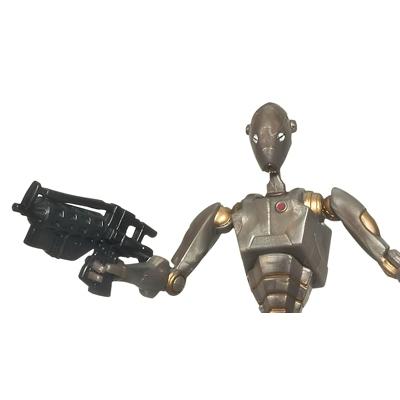 Star Wars The Clone Wars Commando Droid