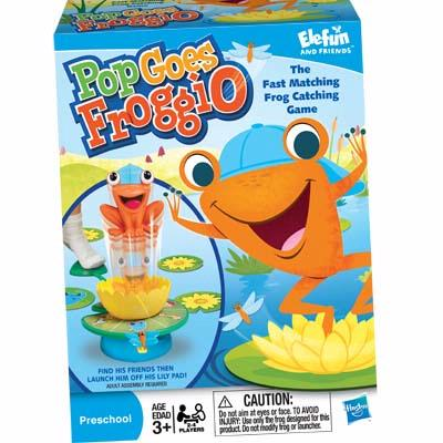 POP GOES FROGGIO Game