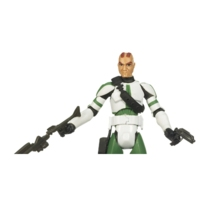 Star Wars The Clone Wars Commander Gree