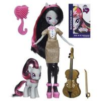 My Little Pony Equestria Girls Rainbow Rocks Octavia Melody Doll and Pony Set