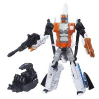 Transformers Generations Combiner Wars Deluxe Class Alpha Bravo Figure