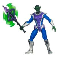 MARVEL THE AVENGERS Comic Series SKRULL SOLDIER Figure