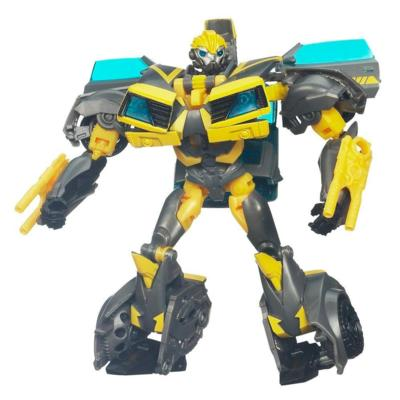 TRANSFORMERS PRIME ROBOTS IN DISGUISE Deluxe Class Series 1 SHADOW STRIKE BUMBLEBEE Figure