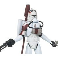 Star Wars The Clone Wars Clone Trooper with Space Gear