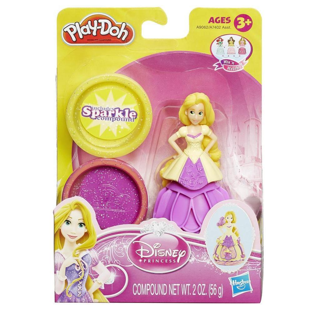 Play-Doh Mix 'n Match Figure Featuring Disney Princess Rapunzel