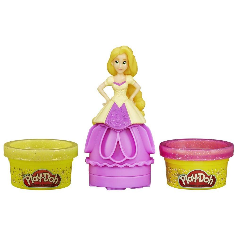 Play-Doh Mix 'n Match Figure Featuring Disney Princess Rapunzel