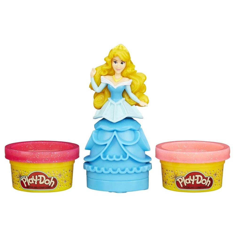 Play-Doh Mix 'n Match Figure Featuring Disney Princess Aurora