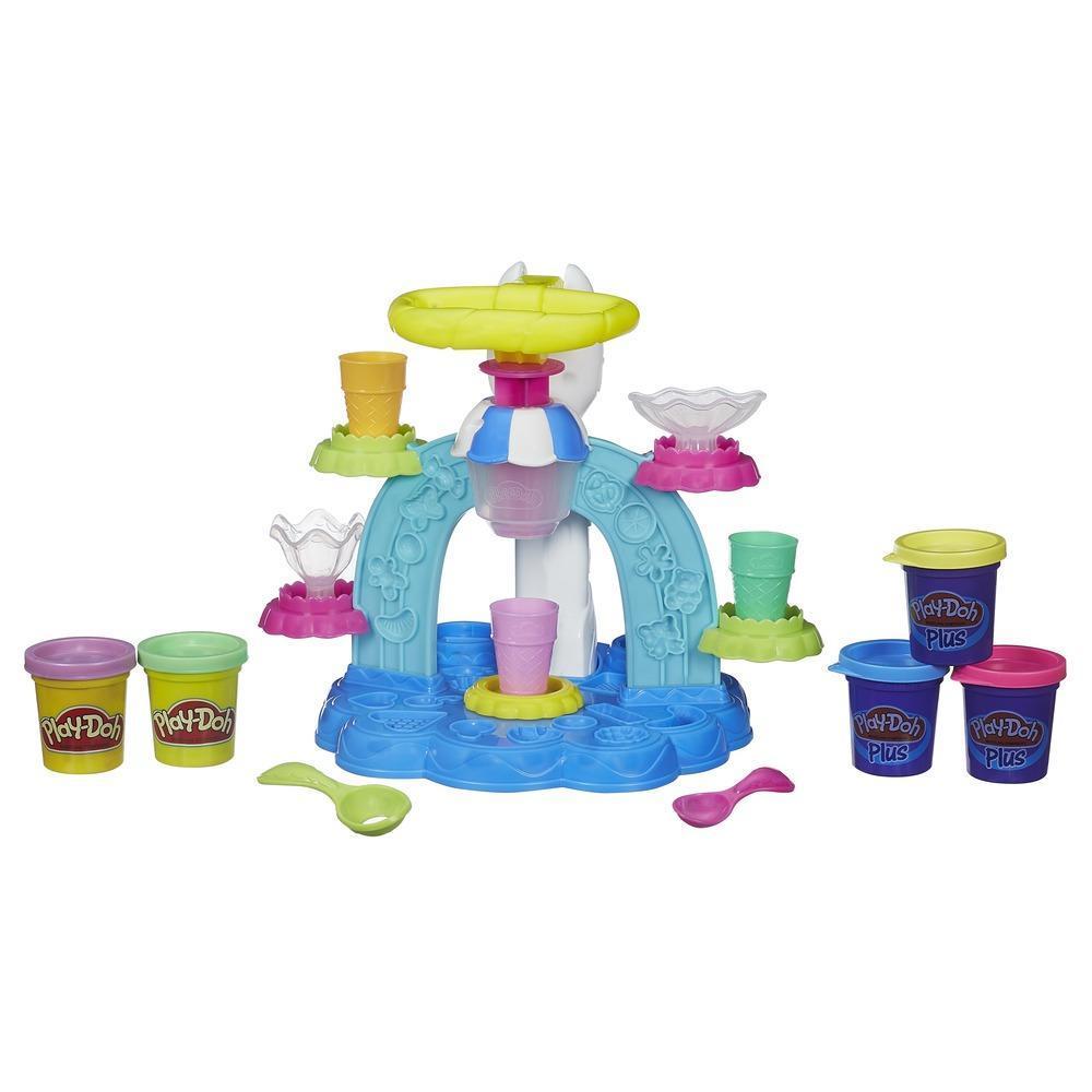 Play-Doh Sweet Shoppe Swirl 'n Scoop Ice Cream