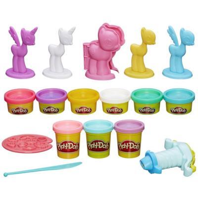 Play-Doh Cutie Mark Creators Featuring My Little Pony