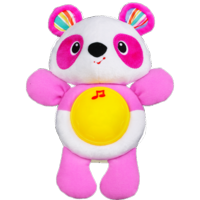 PLAYSKOOL PLAY FAVORITES PANDA GLOFRIEND Toy (Pink)