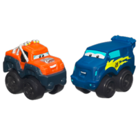 TONKA CHUCK & FRIENDS Starring BIGGS THE MONSTER TRUCK and SOKU THE CRUISER!