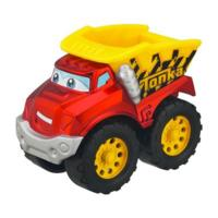TONKA CHUCK & FRIENDS TWIST TRAX TONKA TOUGH CHUCK THE DUMP TRUCK Die Cast Vehicle