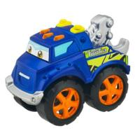 TONKA CHUCK & FRIENDS TWIST TRAX TONKA TOUGH HANDY THE TOW TRUCK Die Cast Vehicle