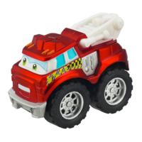 TONKA CHUCK & FRIENDS TWIST TRAX TONKA TOUGH BOOMER THE FIRE TRUCK Die Cast Vehicle