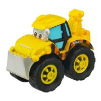 TONKA CHUCK & FRIENDS TWIST TRAX TONKA TOUGH DIGGER THE DOZER TRUCK Die Cast Vehicle