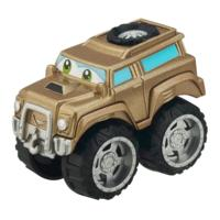 TONKA CHUCK & FRIENDS TWIST TRAX TONKA TOUGH DUSTY THE 4X4 TRUCK Die Cast Vehicle