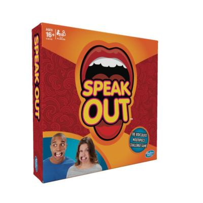 speak out game på svenska