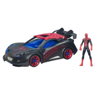 THE AMAZING SPIDER-MAN Spider Strike Battle Racer Vehicle