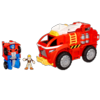 TRANSFORMERS RESCUE BOTS Mobile Headquarters Playset