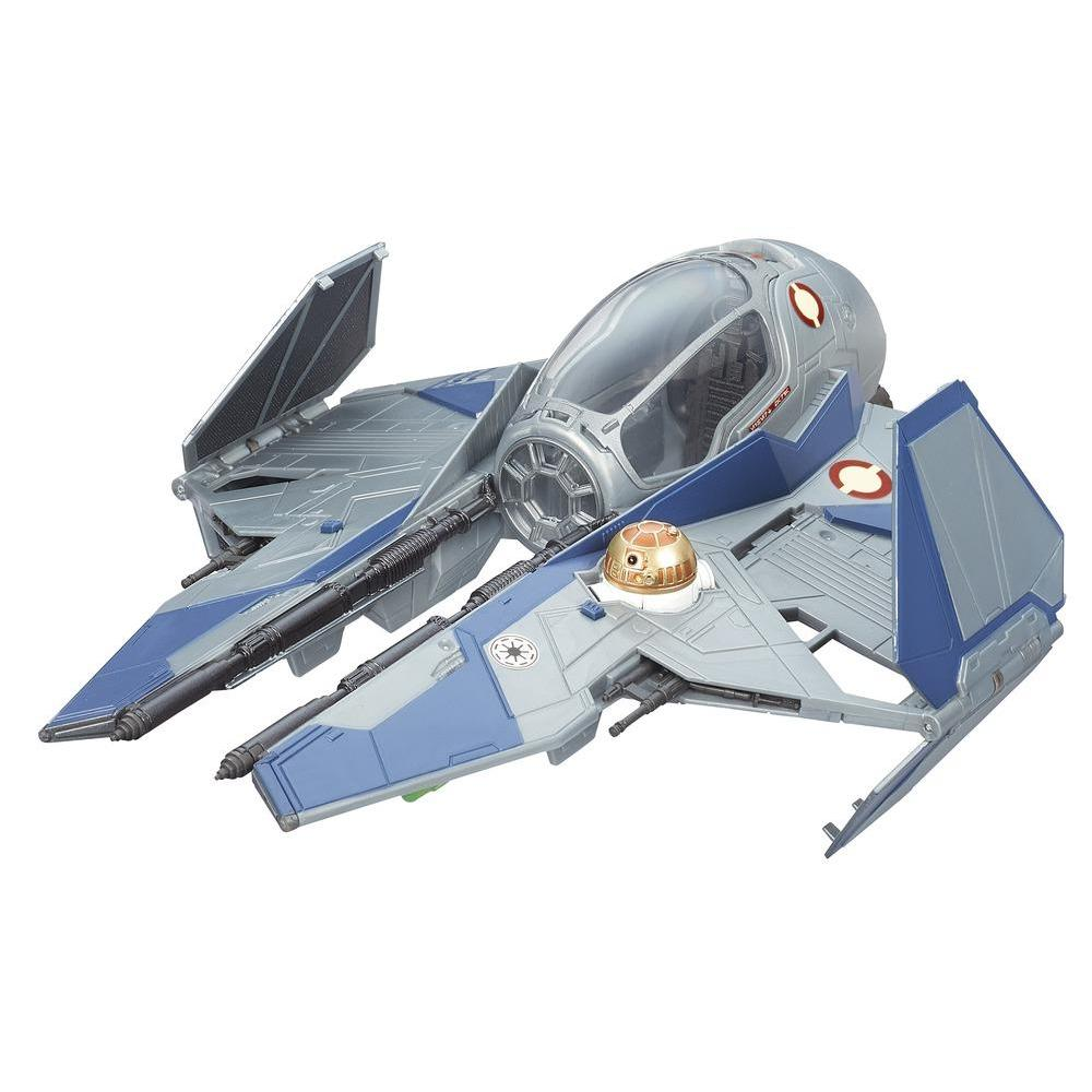 Jedi Starfighter Toys 8