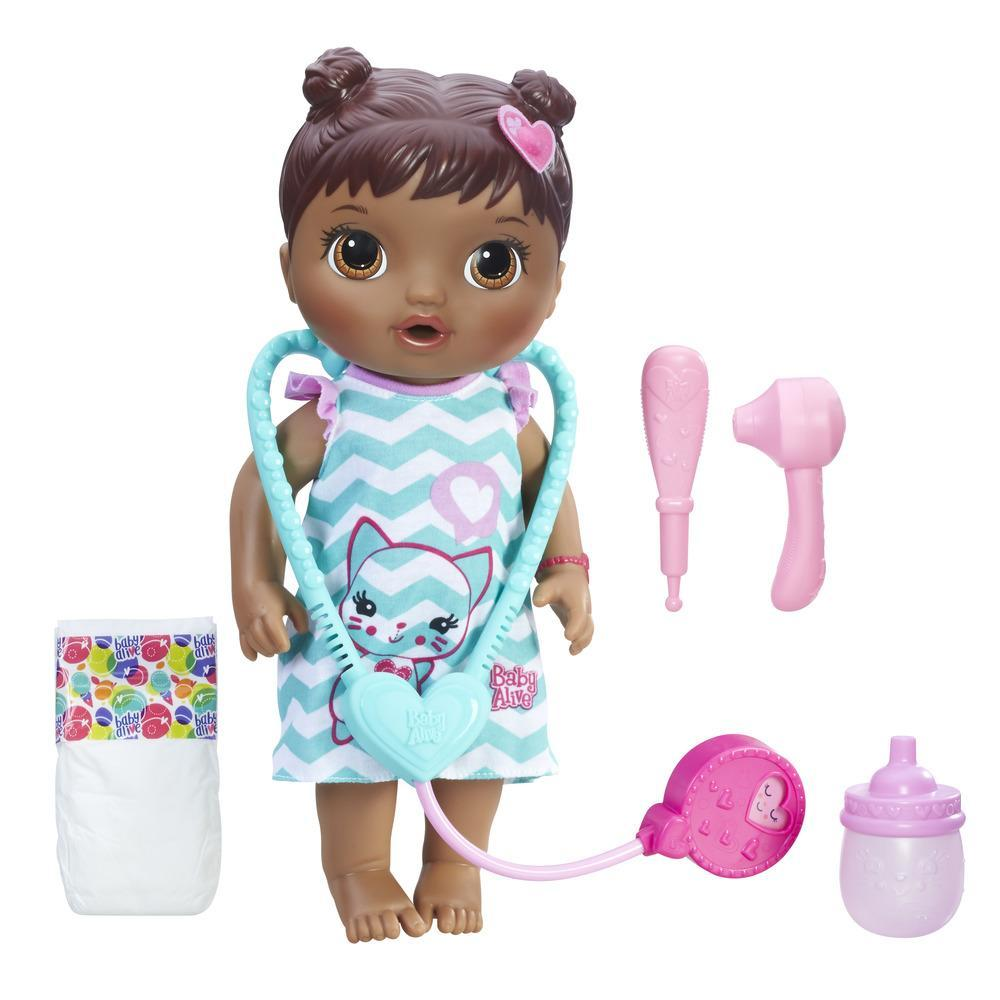 Baby Alive Better Now Bailey - Dark Brown Hair