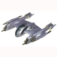 Star Wars The Clone Wars MagnaGuard Fighter