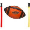 NERF WEATHER BLITZ Flag Football Set