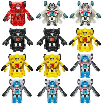 TRANSFORMERS BOT SHOTS Battle Game Series 1 – 12 Pack