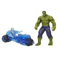 Marvel Avengers Age of Ultron Hulk Vs. Sub-Ultron 003 Figure Pack