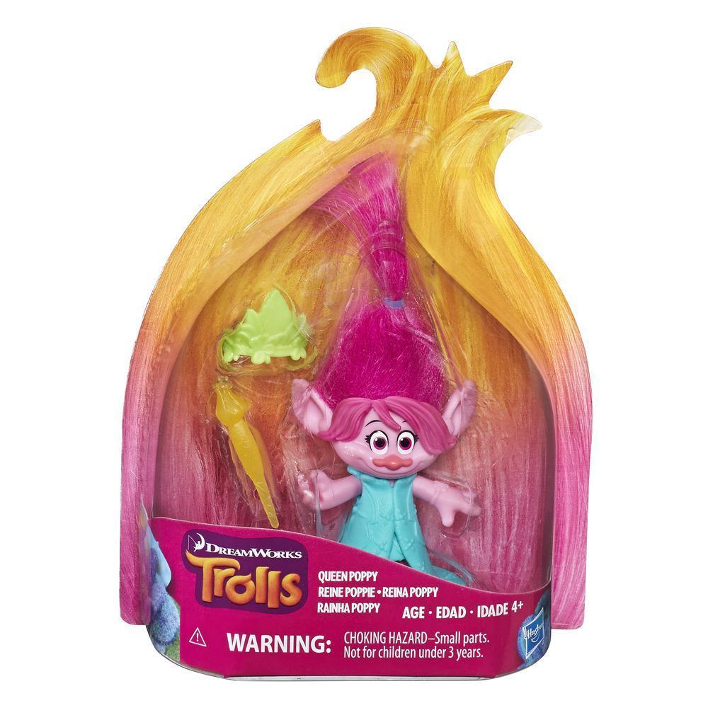 DreamWorks Trolls Queen Poppy Collectible Figure