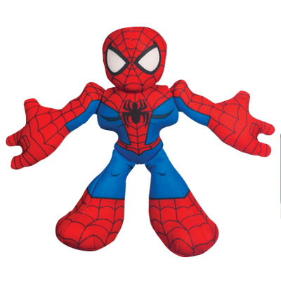 MARVEL Super Hero Adventures PLAYSKOOL HEROES SPIDER-MAN Figure