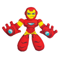 MARVEL Super Hero Adventures PLAYSKOOL HEROES IRON MAN Figure