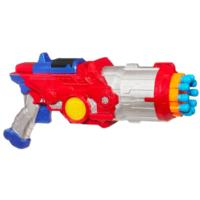 TRANSFORMERS DARK OF THE MOON ROBO POWER OPTIMUS PRIME CYBER BLASTER Toy