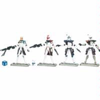 Star Wars The Clone Wars Battle Packs: ARC Troopers