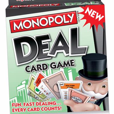 Game Review: Monopoly Deal