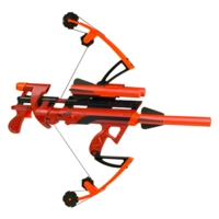 NERF ACTION BLASTERS BIG BAD BOW