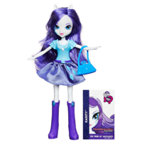 My Little Pony Equestria Girls Collection Rarity Doll