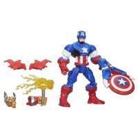 Marvel Super Hero Mashers Captain America Figure