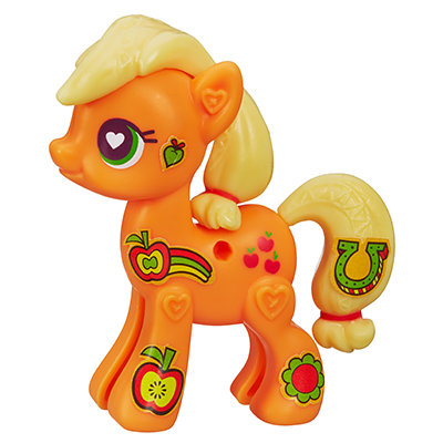 My Little Pony Pop Applejack Starter Kit
