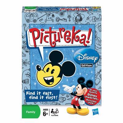 PICTUREKA! Disney Edition