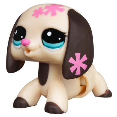 LITTLEST PET SHOP WALKABLES Pet (Dachshund)