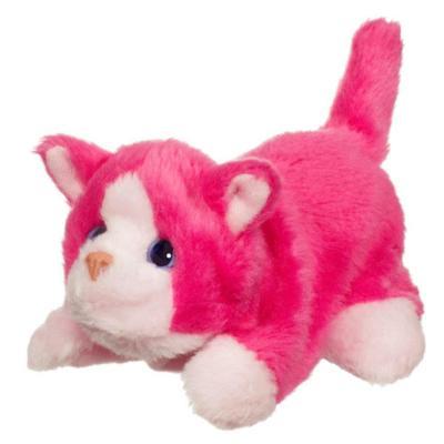 FURREAL FRIENDS SNUGGIMALS SNUG-A-BUNDLE (Pink Cat)