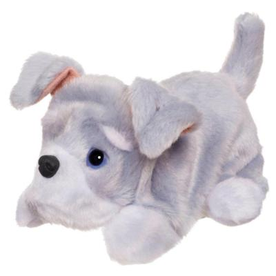 FURREAL FRIENDS SNUGGIMALS SNUG-A-DIXIE White Schnauzer