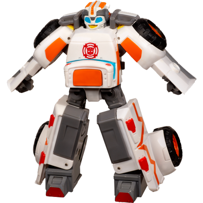 TRANSFORMERS RESCUE BOTS PLAYSKOOL HEROES MEDIX THE DOC-BOT Figure